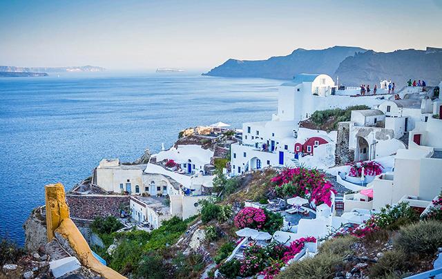 litoral grecesc